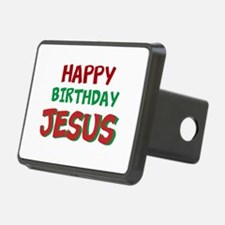 Happy Birthday Jesus Hitch Cover