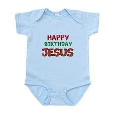 Happy Birthday Jesus Body Suit