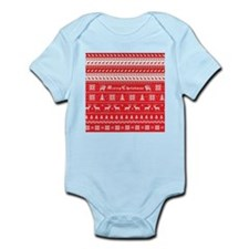 Ugly Christmas Sweater Shirt 4 Body Suit