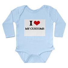 I love My Customs Body Suit