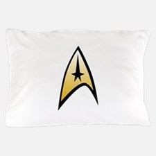 Star Trek Insignia Pillow Case