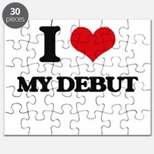 I Love My Debut Puzzle