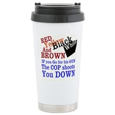 Ferguson Missouri - The Truth Travel Mug