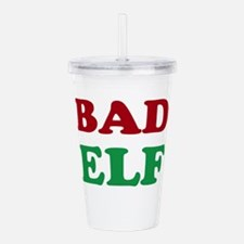 Bad elf Acrylic Double-wall Tumbler