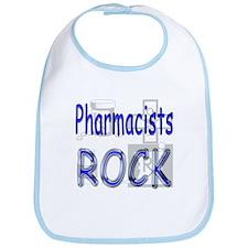 Pharmacists Rock Bib