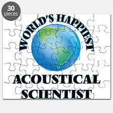 World's Happiest Acoustical Scientist Puzzle