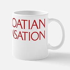 Croatian Sensation Mug