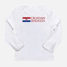 Croatian Sensation Long Sleeve T-Shirt