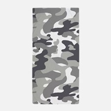 Urban Camouflage Beach Towel