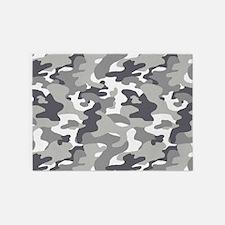 Urban Camouflage 5'x7'Area Rug
