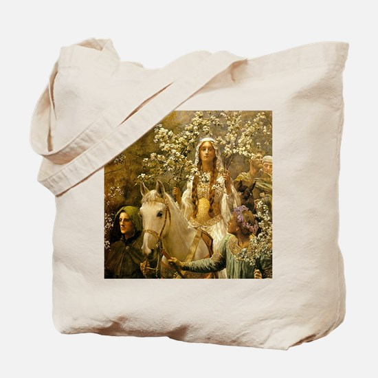 Guinevere by Collier Tote Bag