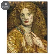 Helen of Troy by Rossetti Puzzle