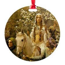 Guinevere by Collier Ornament