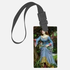 Ophelia by Waterhouse Luggage Tag