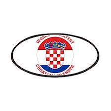 Croatian Grandpa Patches