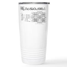 Cute Geology Thermos Mug
