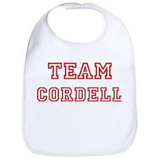 Team CORDELL (red) Bib