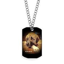 Anatolian Shepherd, Pensive Paw Dog Tags