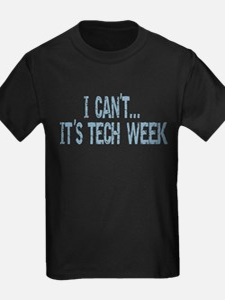 Funny Tech crew T