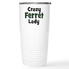 Unique Crazy Travel Mug