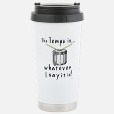 Funny Rock concert Travel Mug