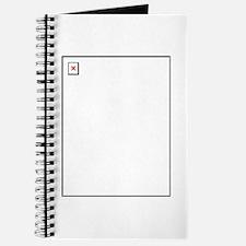 Missing Image Symbol Journal
