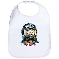 Fahrenheit 451 Fireman Bib