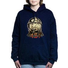 Fahrenheit 451 Fireman G Women's Hooded Sweatshirt