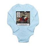 Automobile Long Sleeves Bodysuits