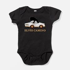 ELvis ONE copy copy.png Baby Bodysuit