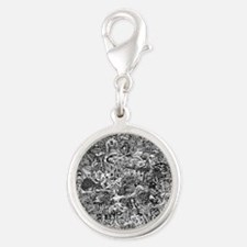 Epic Chaos Silver Round Charm