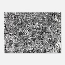 Epic Chaos 5'x7'Area Rug