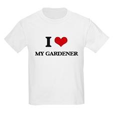 I Love My Gardener T-Shirt