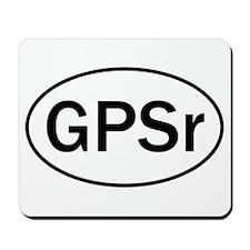 """GPSr"" Mousepad"