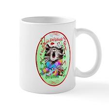 Christmas Carol Kitty Mugs