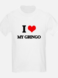 I Love My Gringo T-Shirt