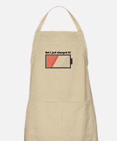 Charged It Apron