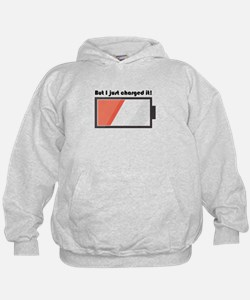 Charged It Hoodie