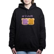 My Favorite Women's Hooded Sweatshirt