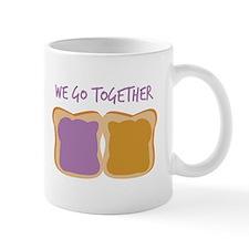 We Go Together Mugs