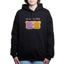We Go Together Women's Hooded Sweatshirt