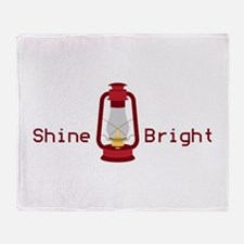 Shine Bright Throw Blanket