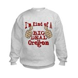 Somebody in oregon Crew Neck