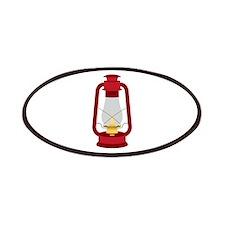 Kerosene Lamp Patches