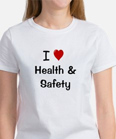 Cute Health and safety Tee
