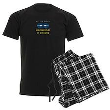 Superheroes Pajamas