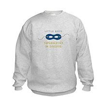 Superheroes Sweatshirt