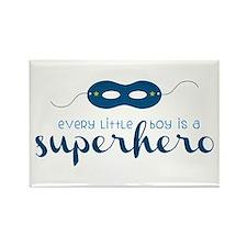 A Superhero Magnets