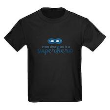 A Superhero T-Shirt