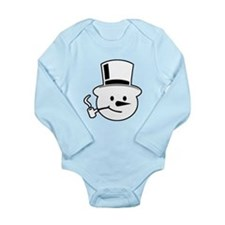 Frosty the Snowman Body Suit